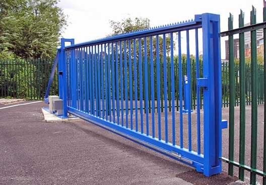 Electric-sliding-gate