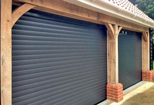Europa Garage Doors from Taundry Doors
