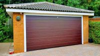 up & over roller garage doors electric