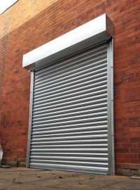 aluminium security shutters for your business