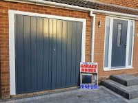matching composite doors and garage doors